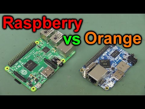 EEVblog #883 - Orange Pi One vs Raspberry Pi 2