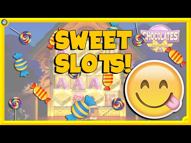 Candy Slots 🍬🍭 Candy Spins, Sweet Bonanza, Candy Burst & More!