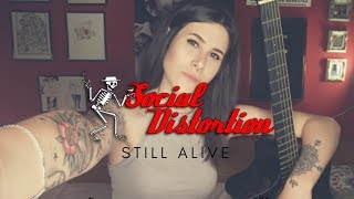 SOCIAL DISTORTION - Still Alive (acoustic cover by Liv Wallace)