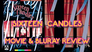 SIXTEEN CANDLES – NEW 4K RESTORED EXTENDED CUT BLURAY REVIEW (Arrow Video)
