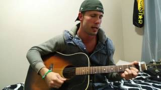 Cody Jinks - Somewhere In The Middle (cover)