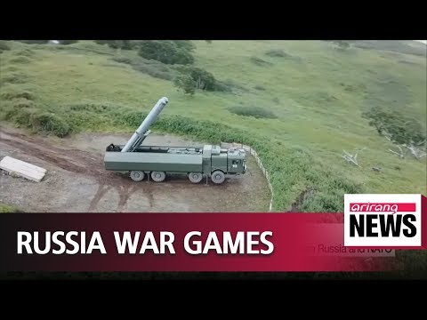 Russia to hold biggest war games since Cold War