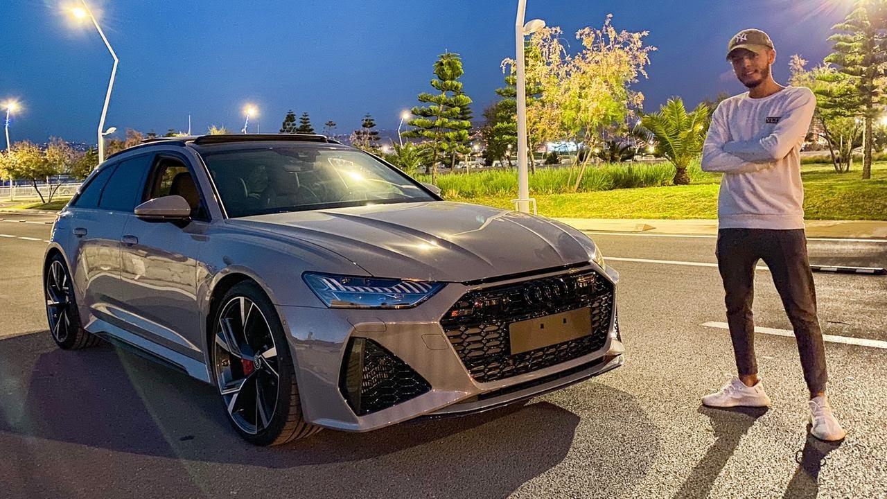 صورة فيديو : REVIEW N°25 : Audi RS6 C8 🚀 600 HP 😍🤯 اجمل سيارة عائلية