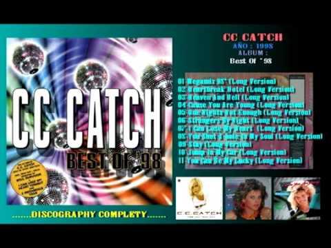 CC CATCH - MEGAMIX 98' (LONG VERSION ) mp3