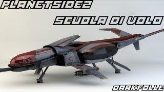 Planetside 2 - Guida ITA HD - Scuola di volo : Il Mosquito !