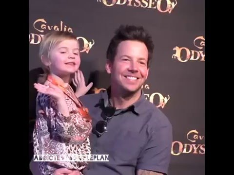 Pierre Bouvier with Lennon