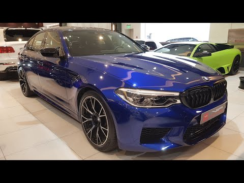 2019 BMW M5 Competition review (Urdu)