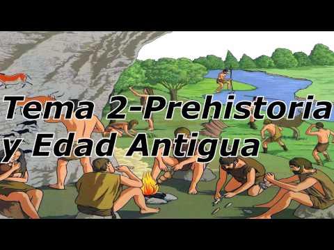 Tema2-Prehistoria y Edad Antigua