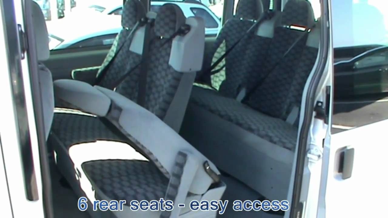 Ford Toureno 8 seater minibus for sale @ Barry Pender Motors ...
