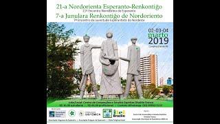 Prelego pri Geografio de Esperanto-Movado en Nordoriento