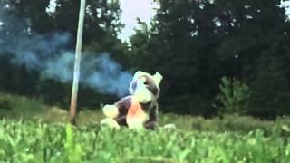 Exploding stuffed animal item #7