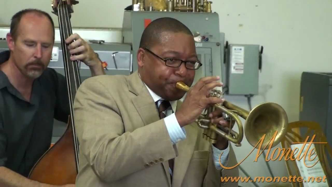 "an analysis of the jazz music performance of wynton marsalis in the video jazz in marciac 2009 For me life is a ""jazz thing"" and the older i get and more deeper submerged into jazz and all it's sub genres i become, the more i fall into it's all encompassing arms and it's rhythms become my daily rhythms and help form and inform my routines."