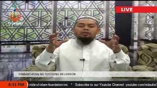 Pamantayan ng Totoong Relihiyon - Sheikh Yusuf Salih (Tagalog)