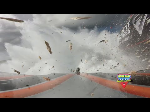 2016 Super Boat NBC Highlight Promo Reel - Action, Crashes & Champions