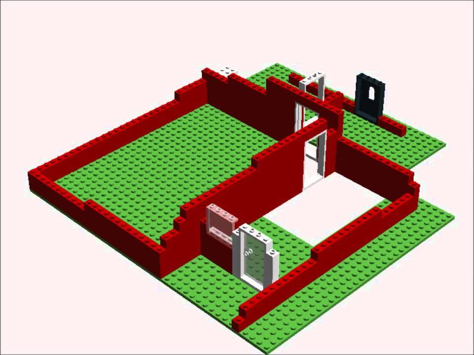 Dom Lego Youtube