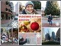 VLOGMAS 6-  Strolling along Downtown Boston and see Christmas Tree