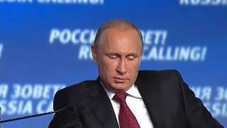В. Путин за территориальную целостность и единство Украины 02.10.2014 (полное видео)(, 2014-10-02T22:24:55.000Z)