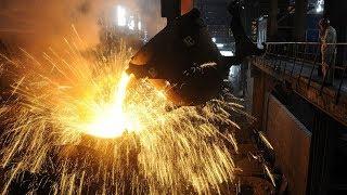 From youtube.com: Trump's plan to impose steel & aluminum tariffs sends stocks reeling {MID-260228}