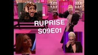 RUPRISE S09E01 - GAGGING FOR GAGA