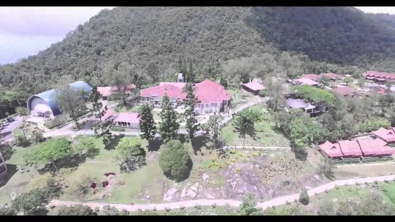 Puncak Gunung Jerai Kedah Youtube