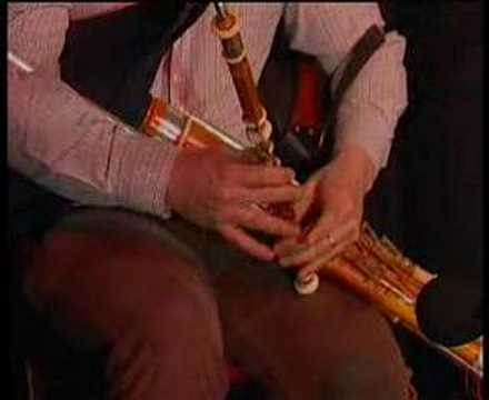Barry Kerr & Rubén Bada- Uilleann Pipes