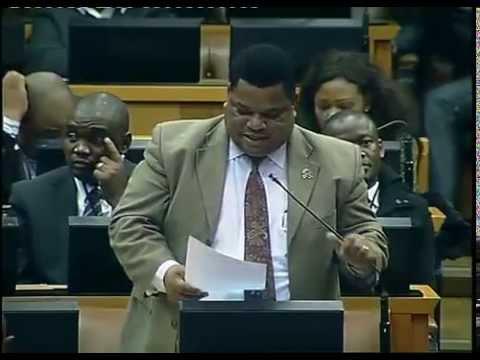 President Zuma responds to Nkandla questions in Parliament