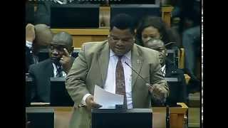President Zuma responds to Nkandla questions in Parliament