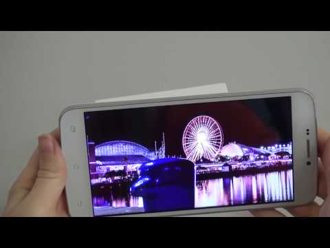 ARCHOS 59 Xenon - Unboxing, Review and Demo