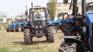 Поставка в Республику Крым современных тракторов, комбайнов и сельхозоборудования(, 2015-07-31T10:39:07.000Z)