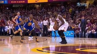 c310ec69f1bd Andre Iguadala Defense On LeBron James 2016 Finals
