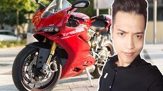 vuclip NTN - Đi Mua Siêu Xe Moto Ducati 1199