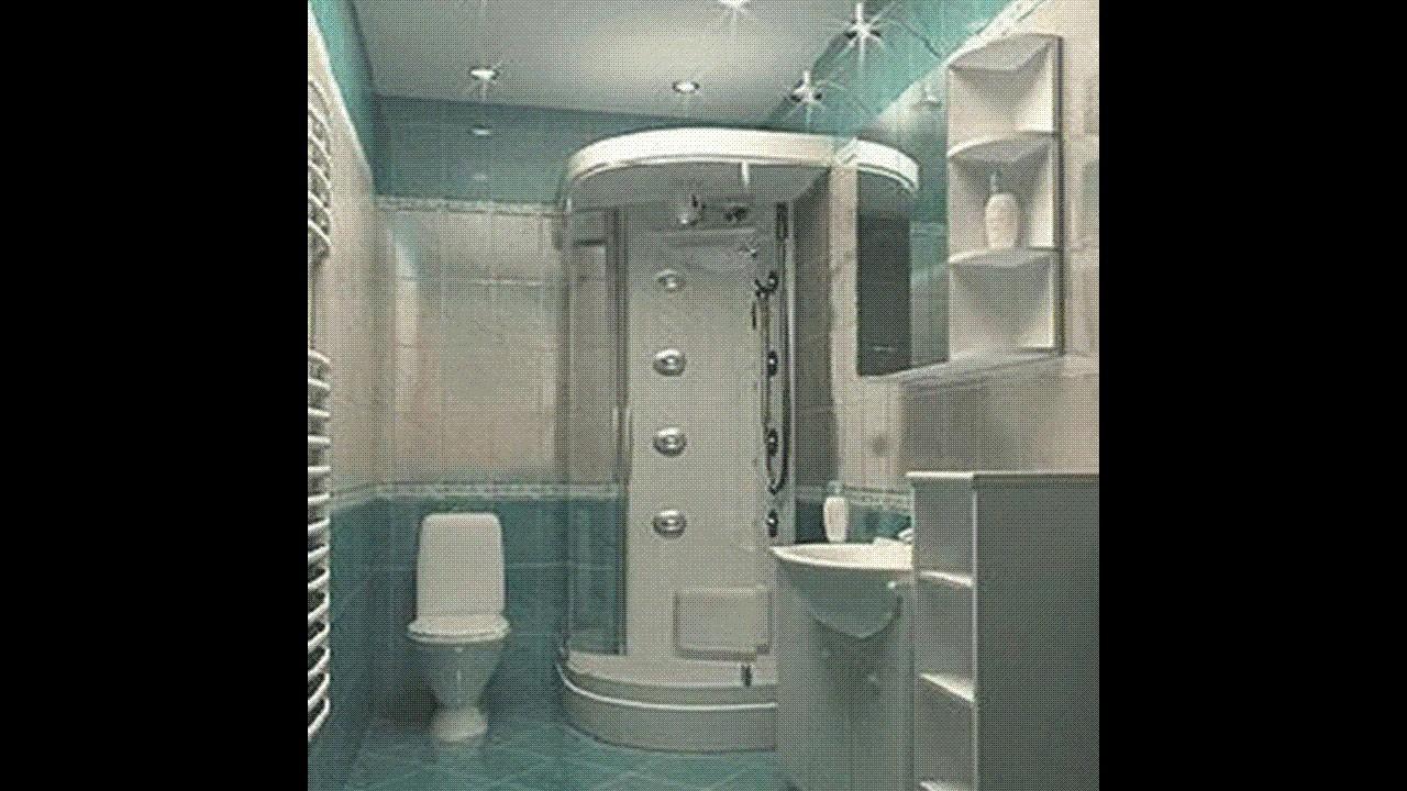Kleine badezimmer renovierung ideen - YouTube