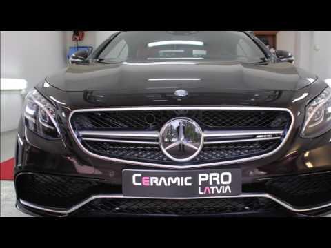 Новый MB AMG S63 Кабриолет 2016