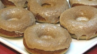 Apple Cider Donuts -- Lynn's Recipes