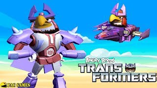 Angry Birds Transformers - New transformer 2019