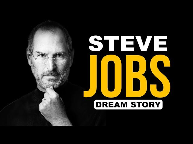 O PAI DA APPLE! O DESPERTAR DO GIGANTE (STEVE JOBS)