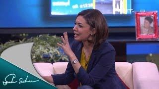 Sarah Sechan-Najwa Shihab Berbagi Cerita Tentang Anak