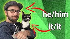I, YOU, HE, SHE, IT - Englische Pronomen erklärt! | EngLife