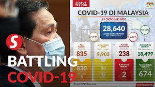 Covid-19: 835 new cases, death toll now at 238 with two new fatalities