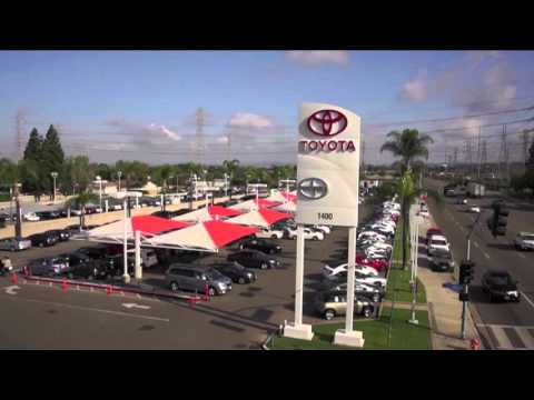 Toyota Of Orange >> 1 Toyota Dealer In Orange County January Specials Toyota Of