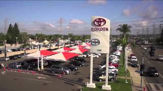 #1 Toyota Dealer in Orange County | January Specials | Toyota of Orange