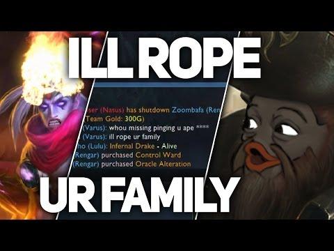 Tobias Fate - I'll Rope Ur Family