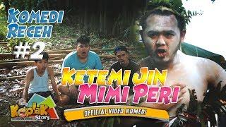 Ketemu JIN Mimi Peri - Komedi Receh #2 ( Film Pendek Ngapak )