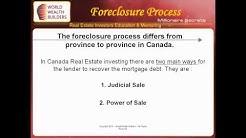 Foreclosure Process In Canada.mp4
