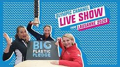 Day 9 - Olympic Channel Live Show feat Saskia Clark, Tina Maze & Emma Terho | Lausanne 2020