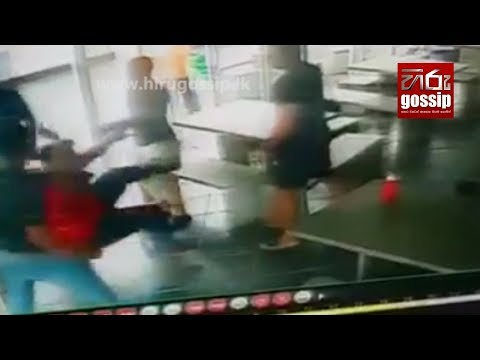 Student assault inside private campus in Bambalapitiya