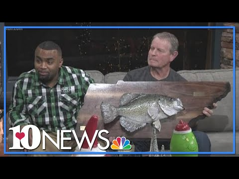 East Tennessee Man Gets His World Record Fish