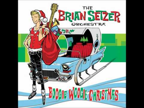 Brian Setzer Orchestra- [Everybody's Waitin' For] The Man With the Bag