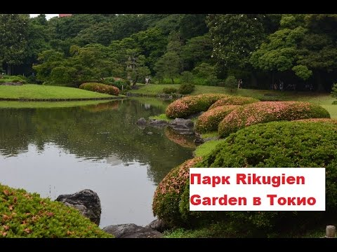 Вопрос: Чем знаменит сад Рикуген в Токио?