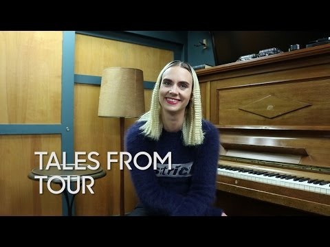 Tales from Tour: MØ